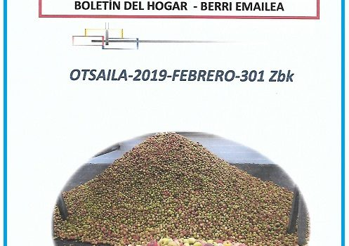 Otsaila- 2019 - Febrero